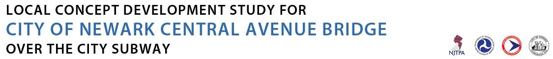 Central Avenue Bridge Local Concept Development Study Logo